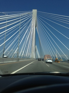 Driving to Whistler