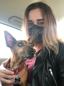 Hanni's last car ride